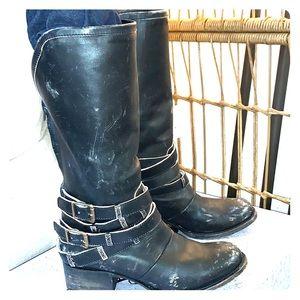 Freebird by Steven Drove Black Boots